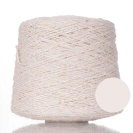 Carpet yarn on cone